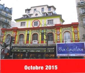 Le Bataclan Paris11è